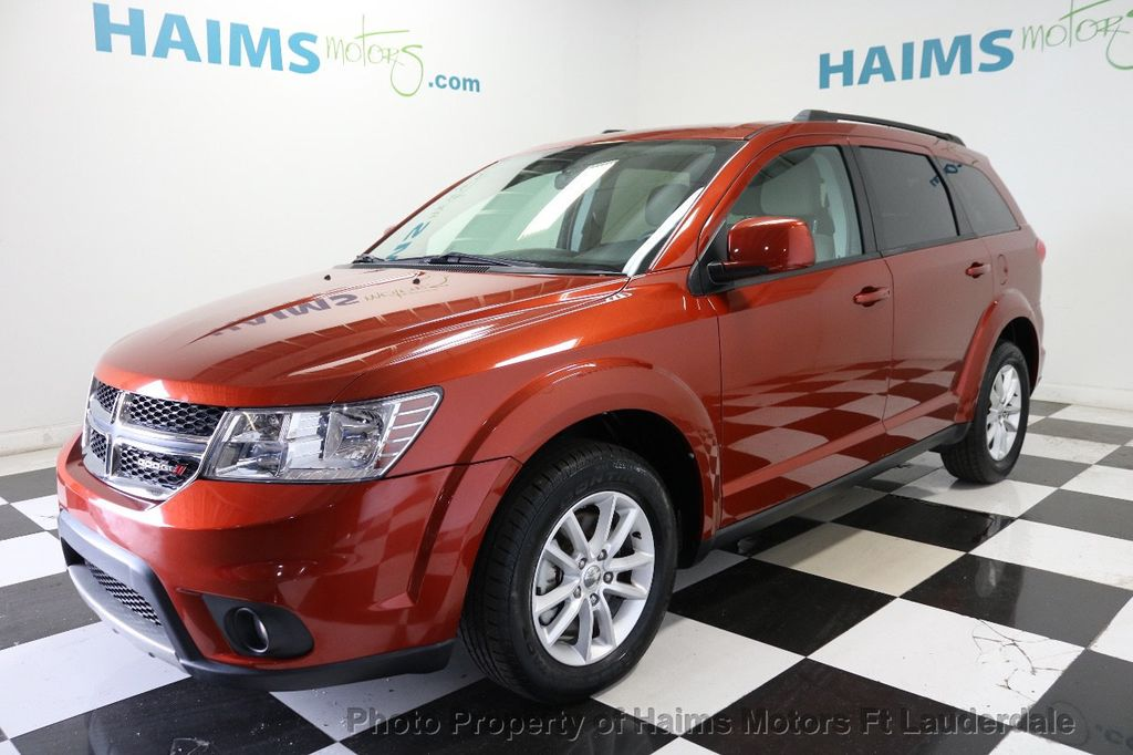 2014 Dodge Journey FWD 4dr SXT - 18019896 - 0