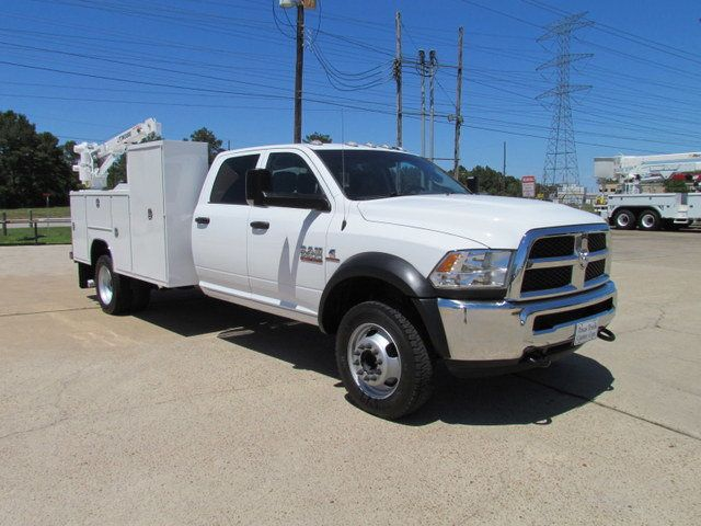 2014 Dodge Ram 5500 Mechanics Service Truck 4x4 - 14460310 - 1