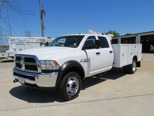 2014 Dodge Ram 5500 Mechanics Service Truck 4x4 - 14460310 - 3