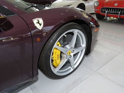 2014 Ferrari 458 Italia 2dr Convertible - Click to see full-size photo viewer