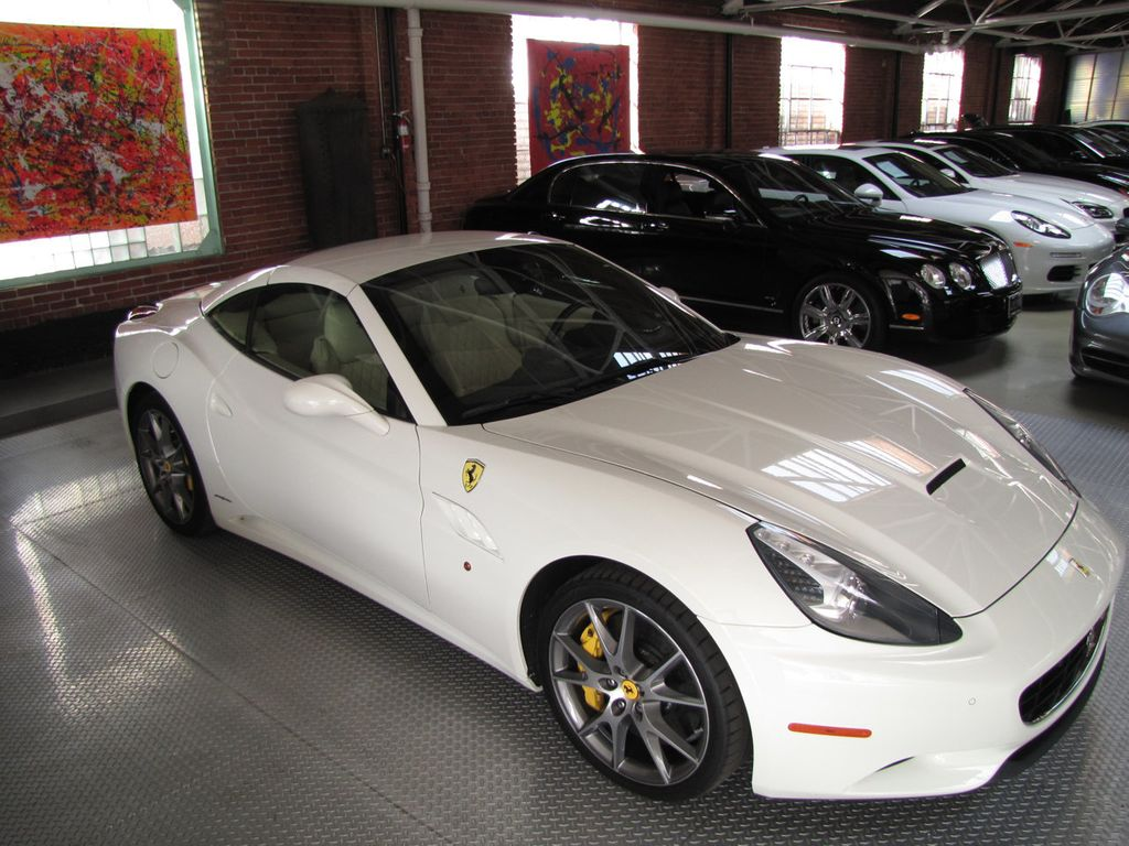 2014 Ferrari California 2dr Convertible - 18327274 - 21