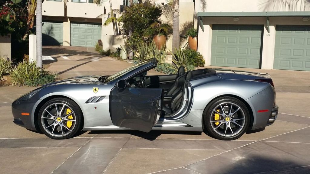 2014 Ferrari California 2dr Convertible - 17309500 - 14
