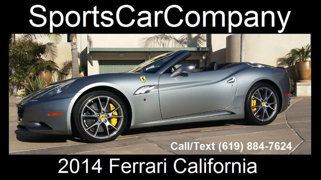 2014 Ferrari California 2dr Convertible - 17309500 - 1
