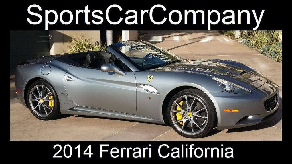 2014 Ferrari California 2dr Convertible - 17309500 - 2