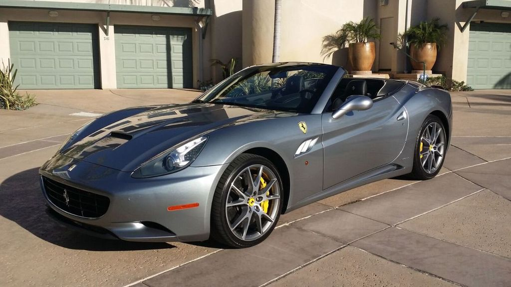 2014 Ferrari California 2dr Convertible - 17309500 - 3