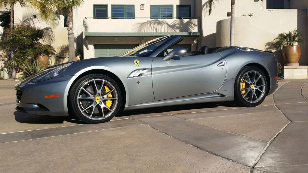 2014 Ferrari California 2dr Convertible - 17309500 - 5