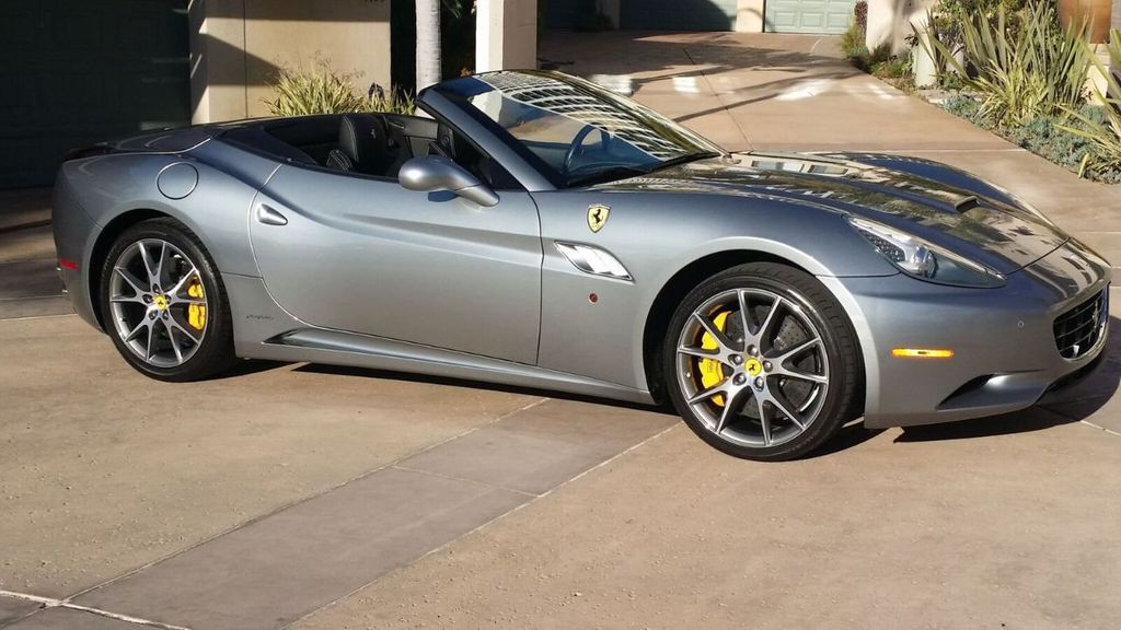 2014 Ferrari California 2dr Convertible - 17309500 - 6