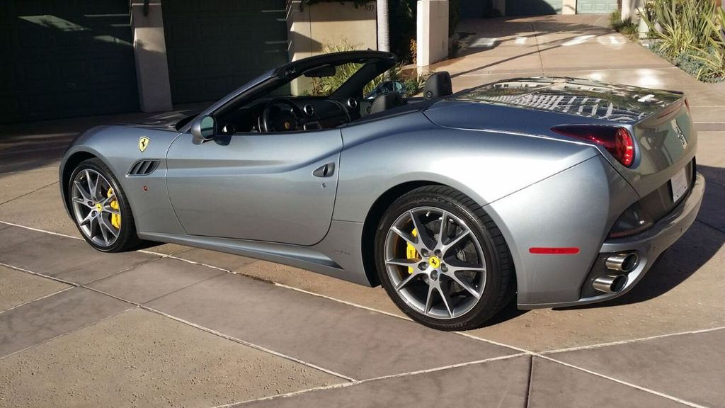 2014 Ferrari California 2dr Convertible - 17309500 - 7