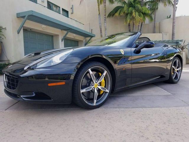 2014 Ferrari California 2dr Convertible - 17952873 - 12