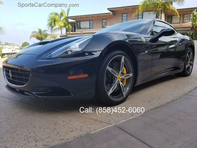 2014 Ferrari California 2dr Convertible - 17952873 - 13