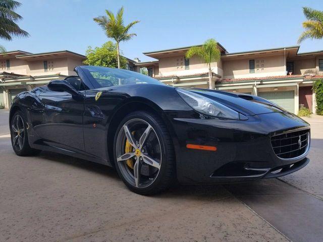2014 Ferrari California 2dr Convertible - 17952873 - 15