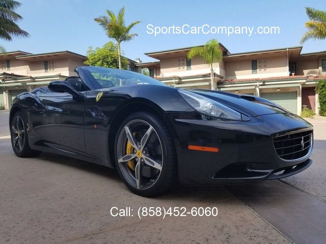 2014 Ferrari California 2dr Convertible   17952873   1