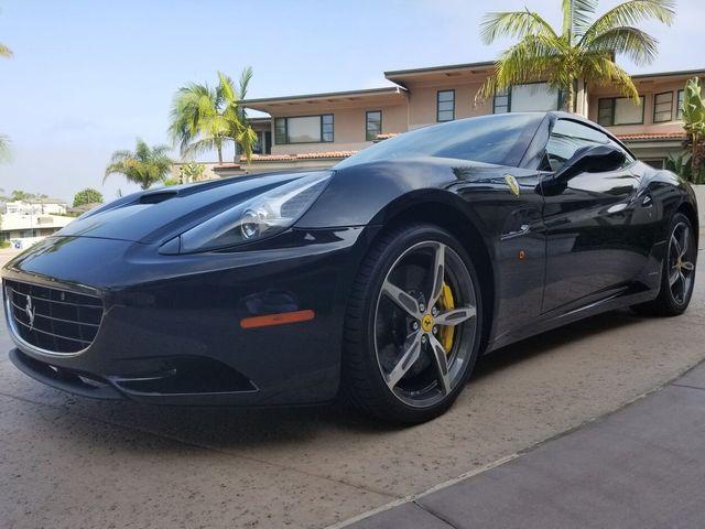 2014 Ferrari California 2dr Convertible - 17952873 - 2