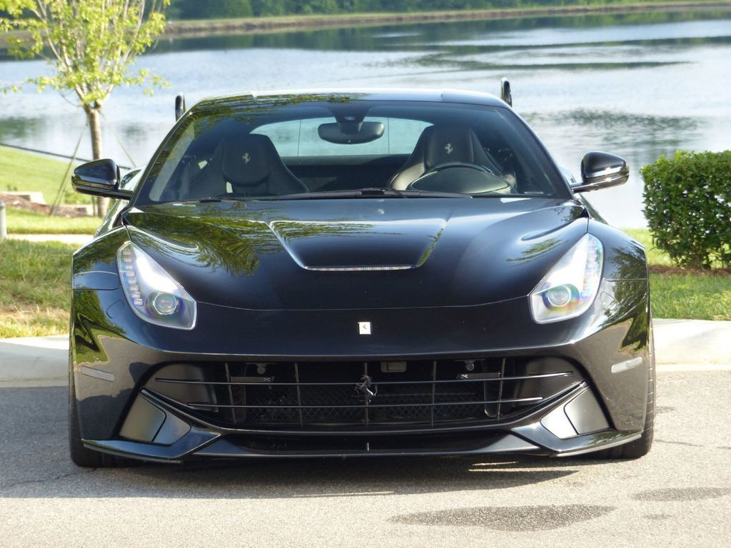 2014 used ferrari f12 berlinetta at hendrick performance serving charlotte  iid 17988654