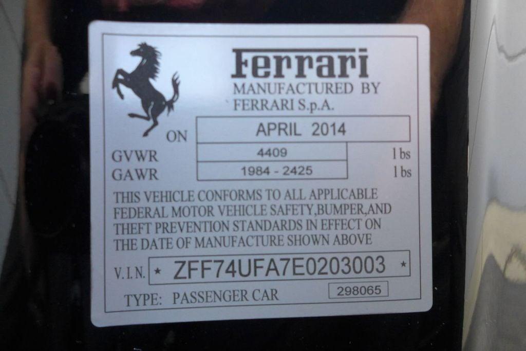 2014 Ferrari F12 Berlinetta  - 17988654 - 82