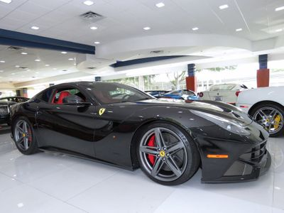 2014 Ferrari F12berlinetta 2dr Coupe - Click to see full-size photo viewer