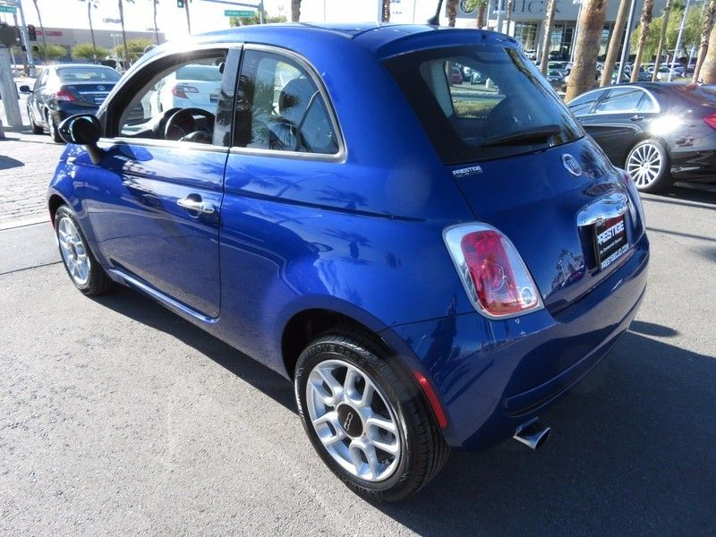 2014 Fiat 500 2dr Hatchback Pop - 17120988 - 9