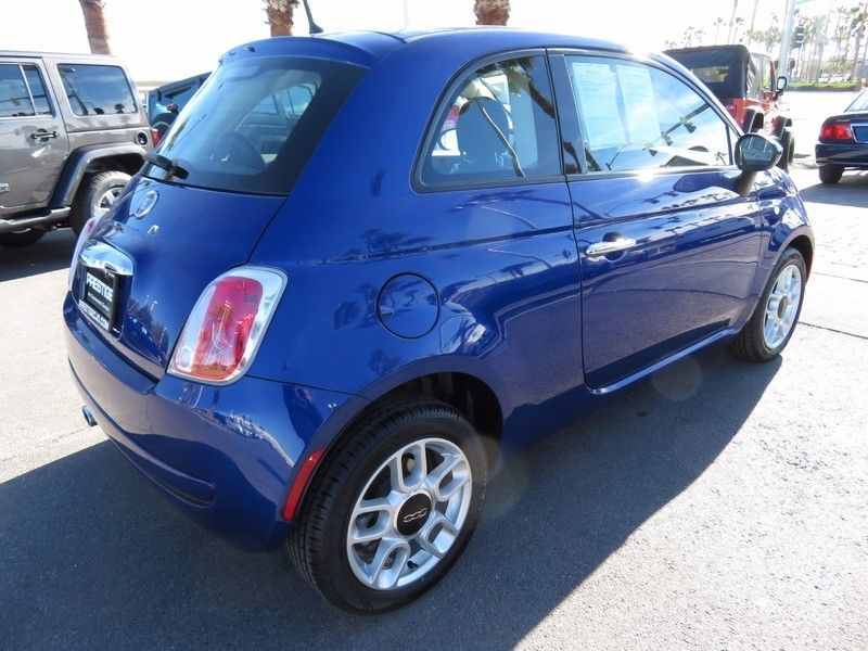 2014 Fiat 500 2dr Hatchback Pop - 17120988 - 11
