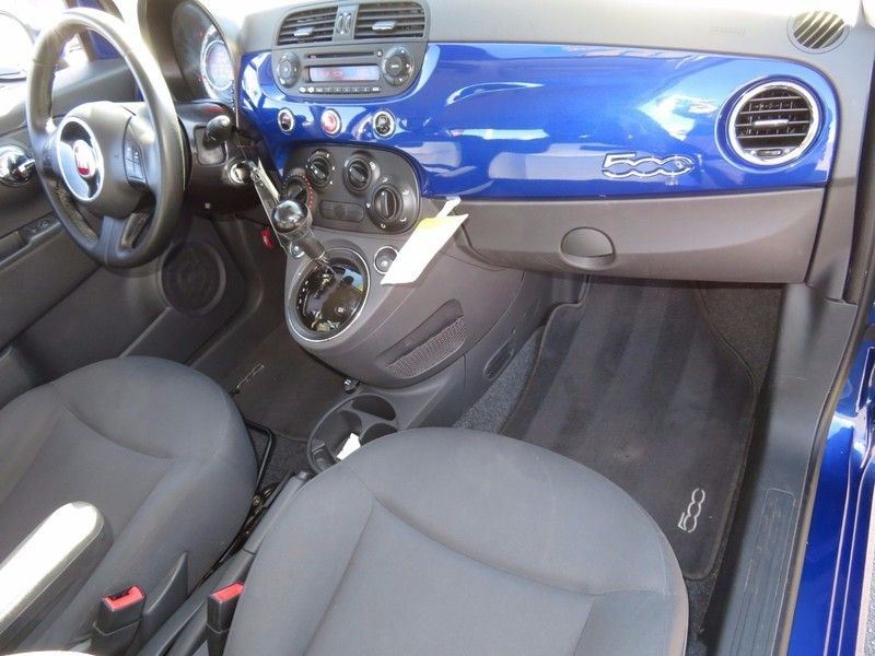 2014 Fiat 500 2dr Hatchback Pop - 17120988 - 14