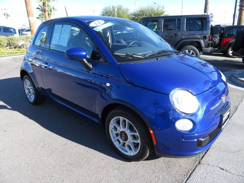 2014 Fiat 500 2dr Hatchback Pop - 17120988 - 2