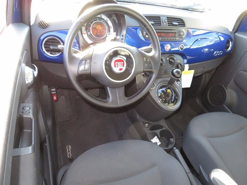 2014 Fiat 500 2dr Hatchback Pop - 17120988 - 6