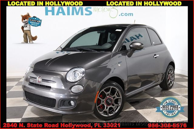 2014 used fiat 500 2dr hatchback sport at haims motors serving fort lauderdale hollywood miami fl iid 20191171 2014 used fiat 500 2dr hatchback sport at haims motors serving fort lauderdale hollywood miami fl iid 20191171