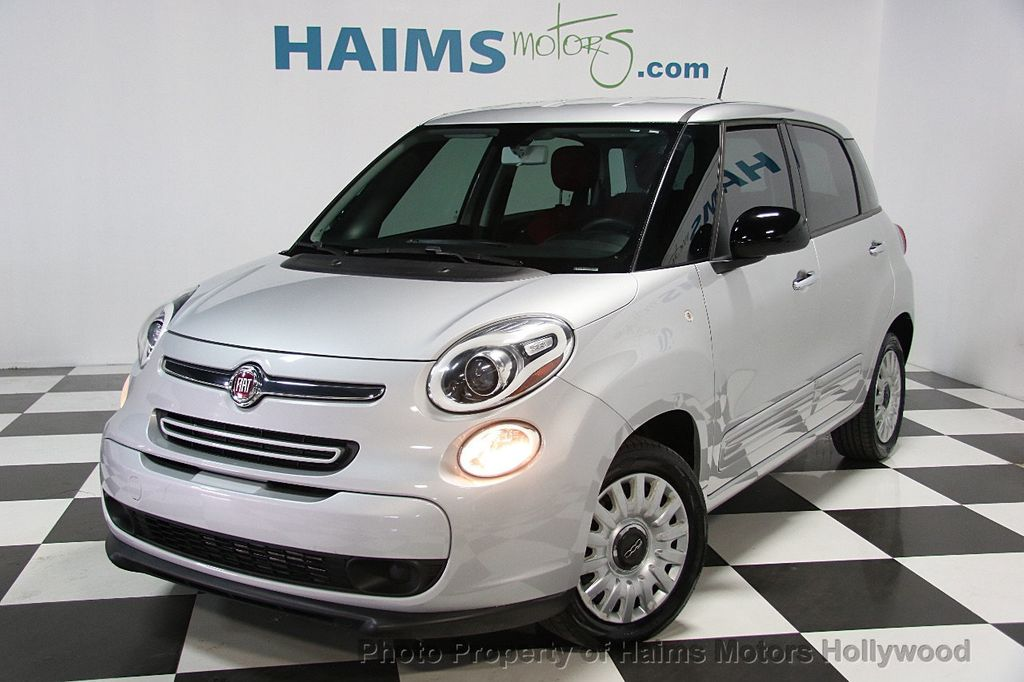 2014 Fiat 500L 5dr Hatchback Pop - 16421911 - 0