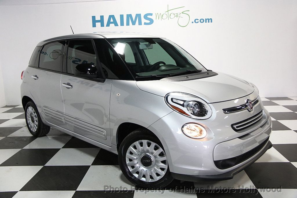 2014 used fiat 500l 5dr hatchback pop at haims motors. Black Bedroom Furniture Sets. Home Design Ideas