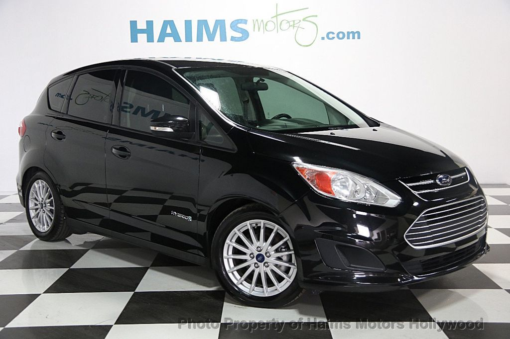 2014 used ford c max hybrid 5dr hatchback se at haims. Black Bedroom Furniture Sets. Home Design Ideas