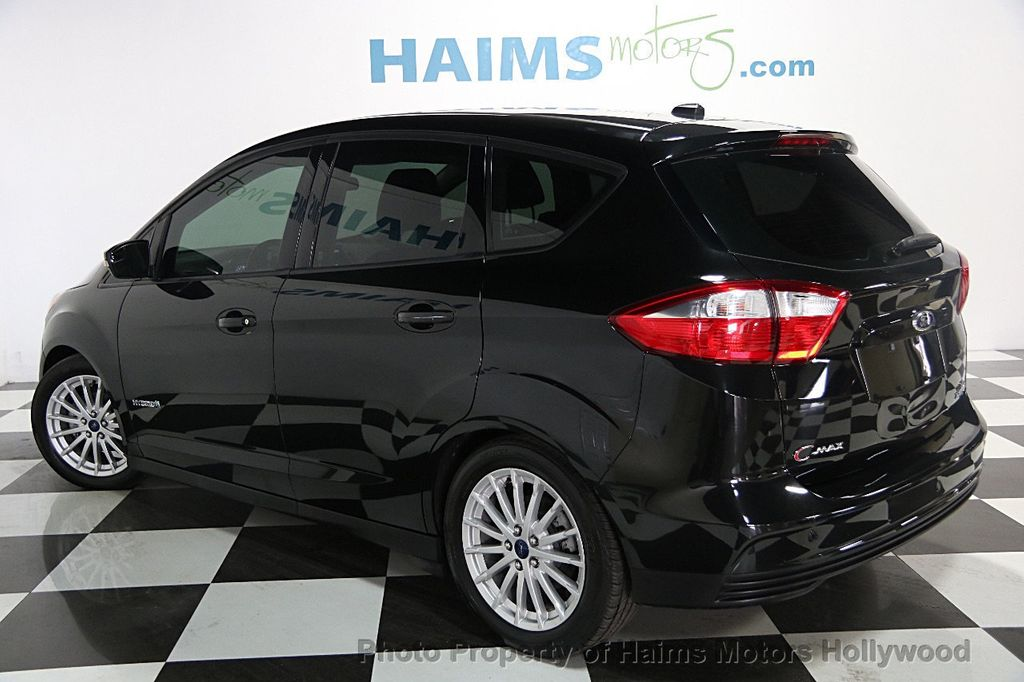 2014 used ford c max hybrid 5dr hatchback se at haims motors serving fort lauderdale hollywood. Black Bedroom Furniture Sets. Home Design Ideas