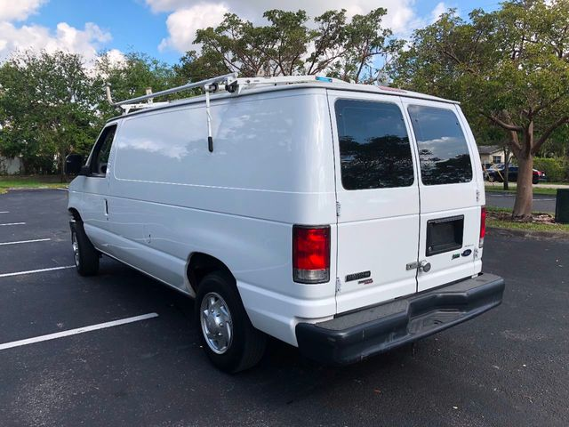 2014 Ford Econoline Cargo Van E-150 Commercial - Click to see full-size photo viewer