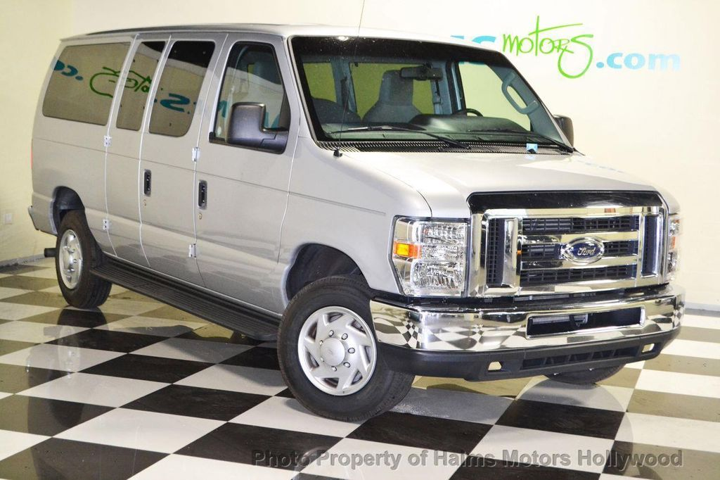 Ford Dealer Miami >> 2014 Used Ford Econoline Wagon ECONOLINE E350 SUPER DUTY ...