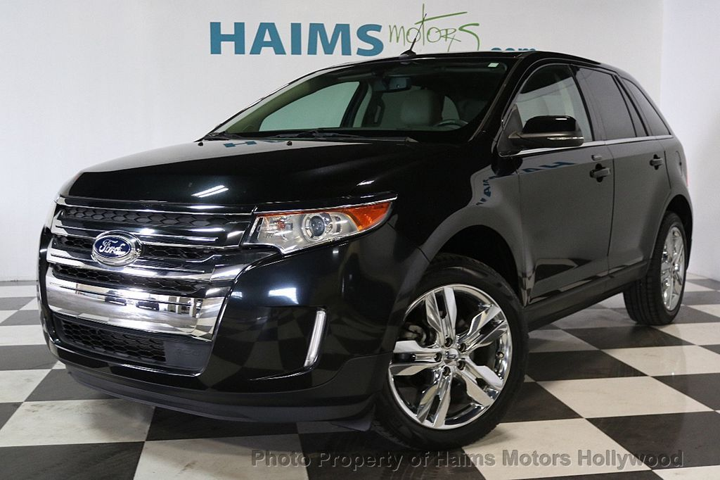 Ford Edge Dr Limited Fwd