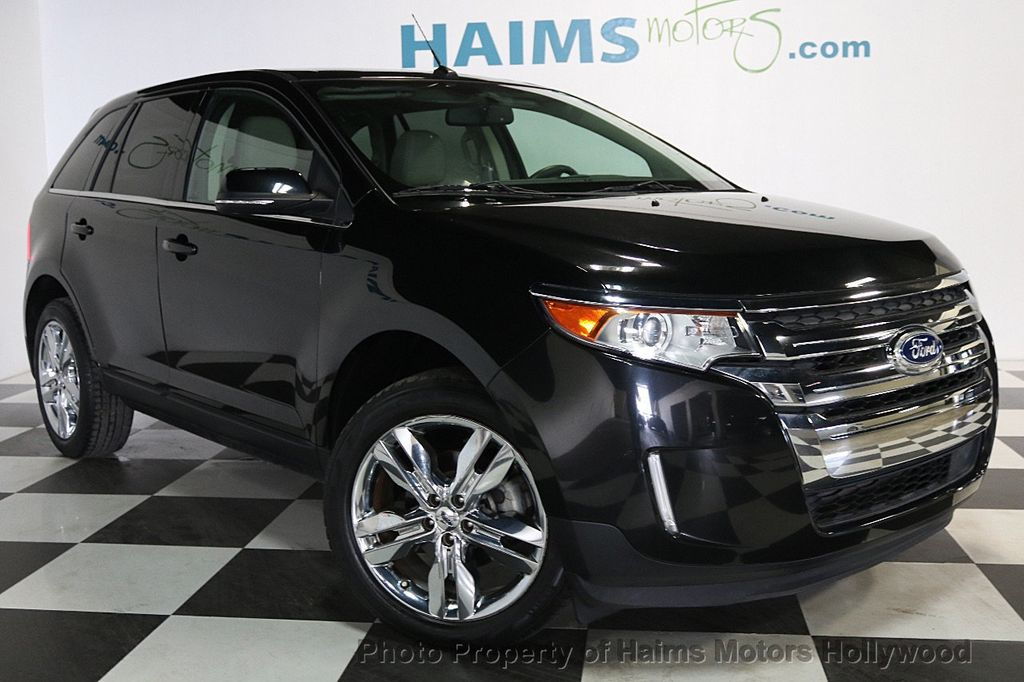 2014 Ford Edge 4dr Limited FWD - 18146939 - 3