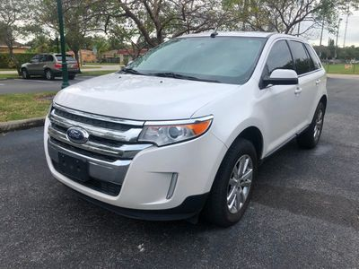 2014 Ford Edge 4dr Limited FWD SUV
