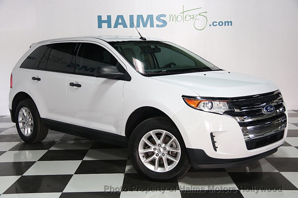 2014 used ford edge 4dr se fwd at haims motors serving fort lauderdale hollywood miami fl. Black Bedroom Furniture Sets. Home Design Ideas