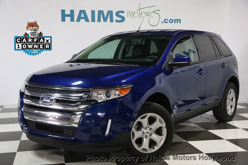 2014 Ford Edge 4dr SEL FWD - 16159463 - 0