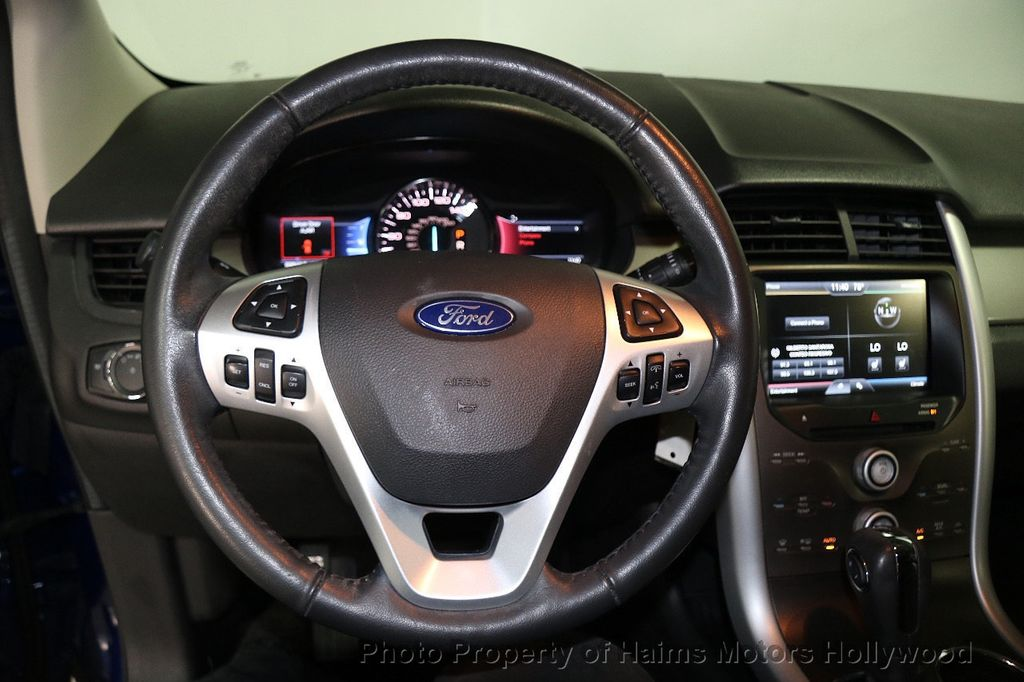 2014 Ford Edge 4dr SEL FWD - 16159463 - 24