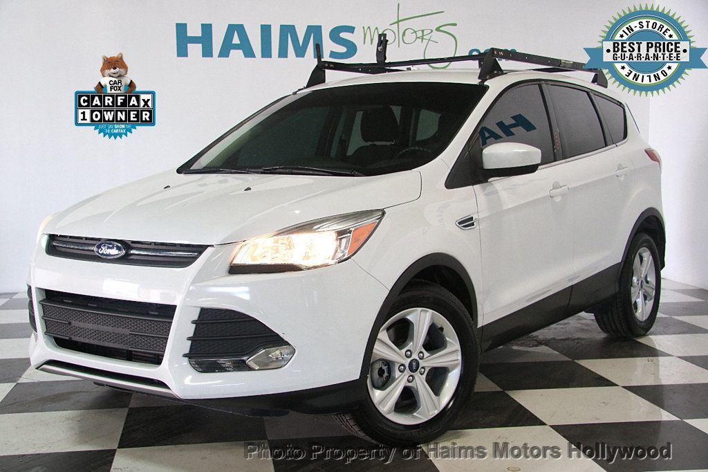 Ford Escape Se >> 2014 Used Ford Escape FWD 4dr SE at Haims Motors Serving Fort Lauderdale, Hollywood, Miami, FL ...