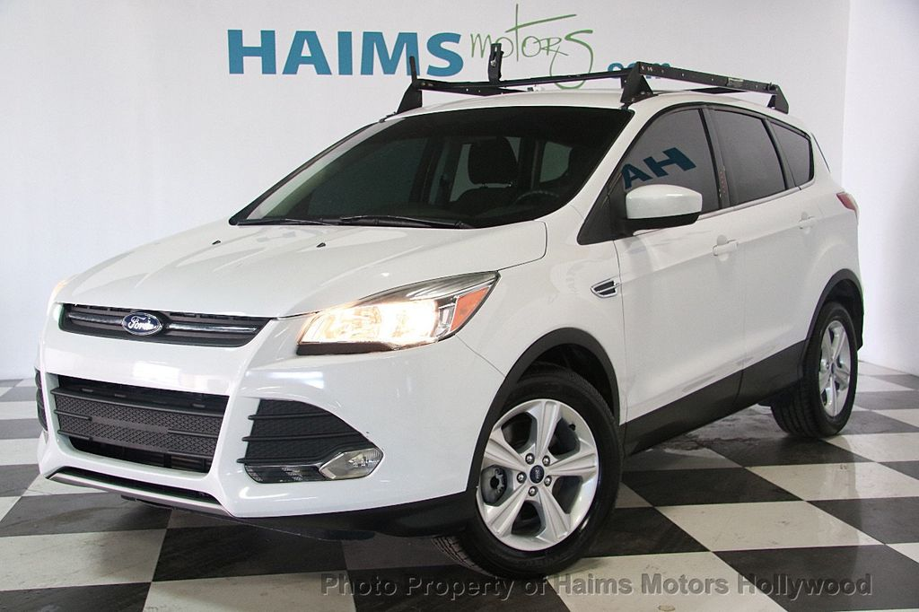 2014 used ford escape fwd 4dr se at haims motors serving fort
