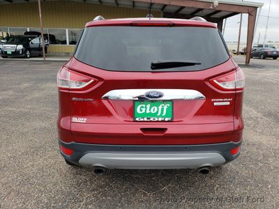 2014 Ford Escape FWD 4dr Titanium - Click to see full-size photo viewer