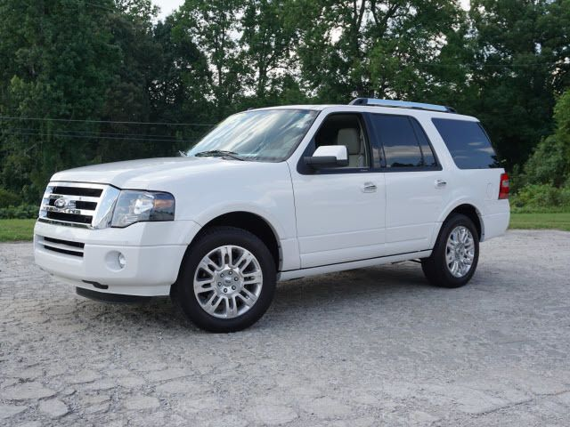 2014 Ford Expedition 2WD 4dr Limited SUV - 1FMJU1K54EEF57278 - 0