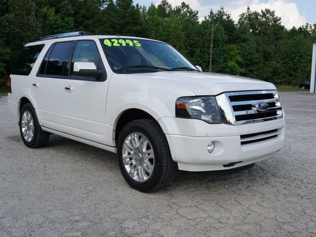 2014 Ford Expedition 2WD 4dr Limited SUV - 1FMJU1K54EEF57278 - 8