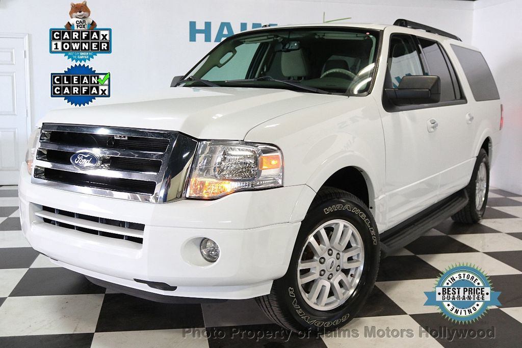 2014 Ford Expedition EL 2WD 4dr XLT - 18406372 - 0