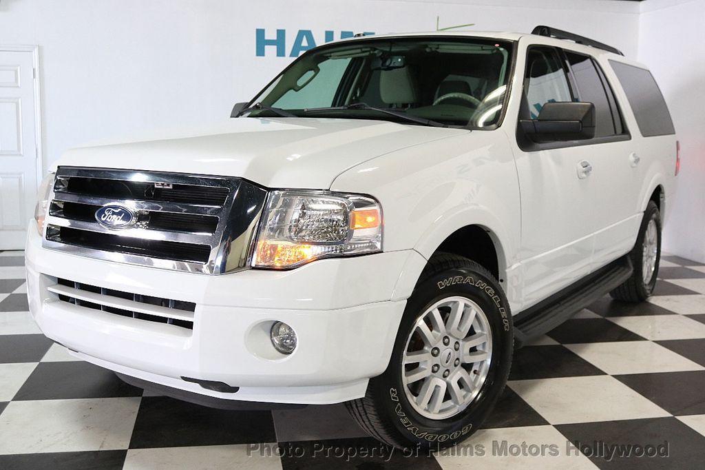 2014 Ford Expedition EL 2WD 4dr XLT - 18406372 - 1