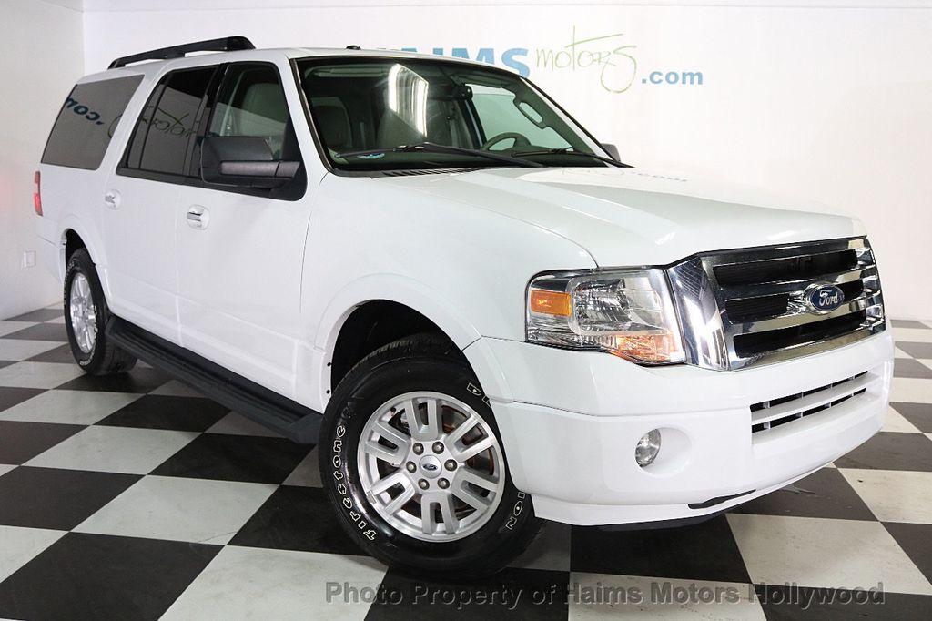 2014 Ford Expedition EL 2WD 4dr XLT - 18406372 - 3