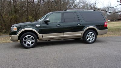 2014 Ford Expedition EL 4WD 4dr King Ranch SUV