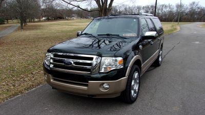 2014 Ford Expedition EL 4WD 4dr King Ranch - Click to see full-size photo viewer