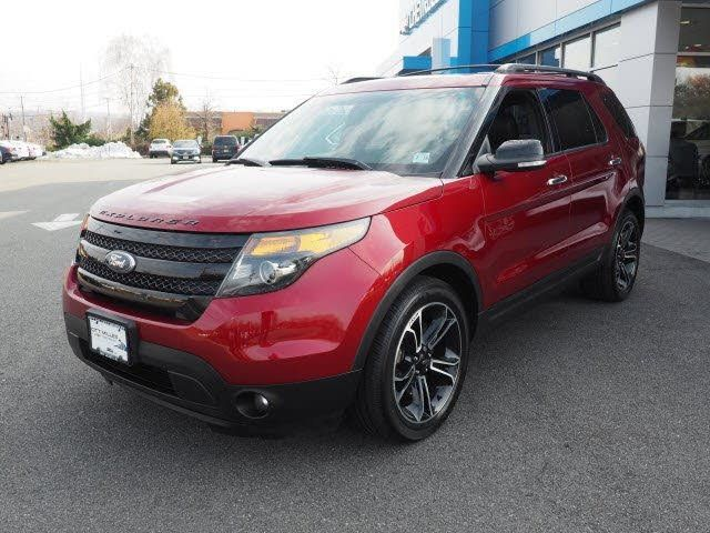 2014 Ford Explorer Sport For Sale >> 2014 Ford Explorer 4WD 4dr Sport SUV for Sale Red Bank, NJ