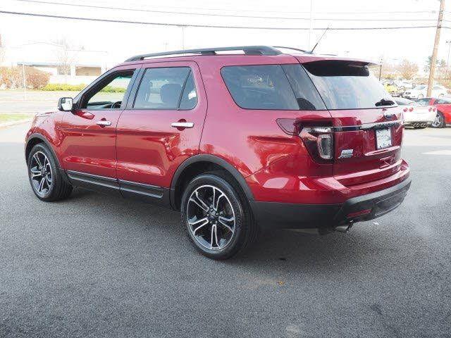 2014 Ford Explorer Sport For Sale >> 2014 Ford Explorer 4wd 4dr Sport Suv For Sale Red Bank Nj 21 780 Motorcar Com